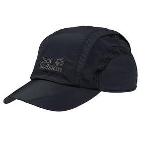 Jack Wolfskin Vent Pro Cap Unisex black